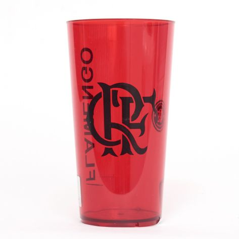 Copo Plástico Flamengo 450ml UN