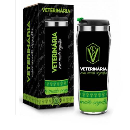 Copo Profissao Inox Veterinaria 450ml