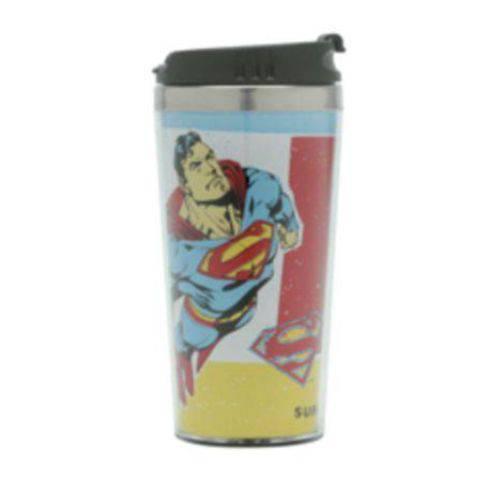 Copo Térmico Dc - Superman