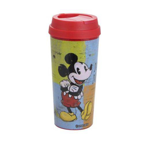 Copo Térmico Malibu Mickey