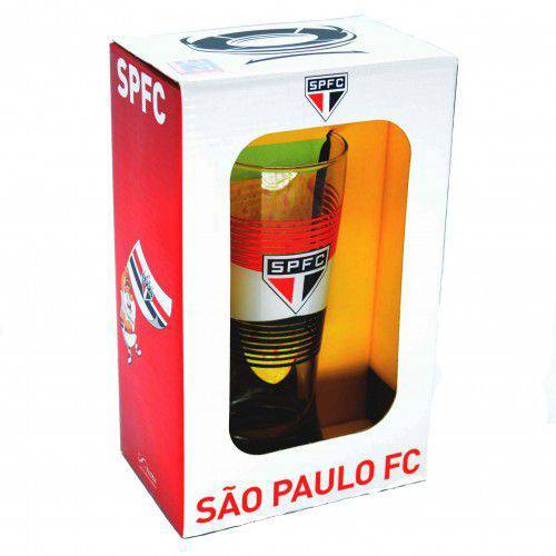 Copo Tulipa 300ml - São Paulo FC