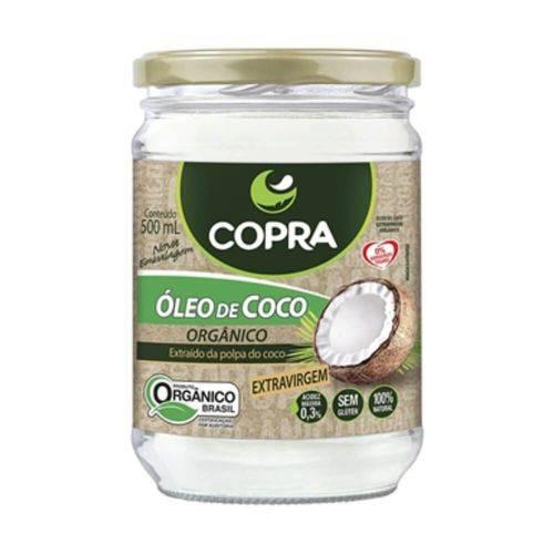 Copra Extra Virgem Orgânico 500ml