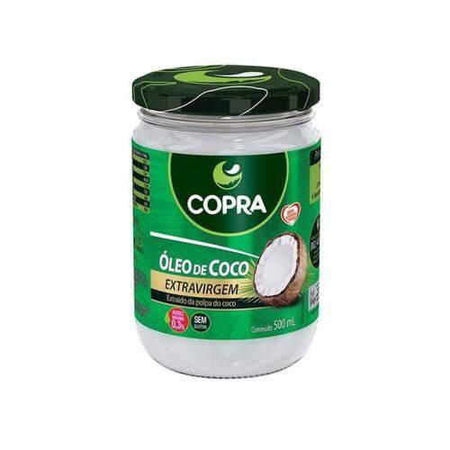 Copra Óleo de Coco Extra Virgem 500ml