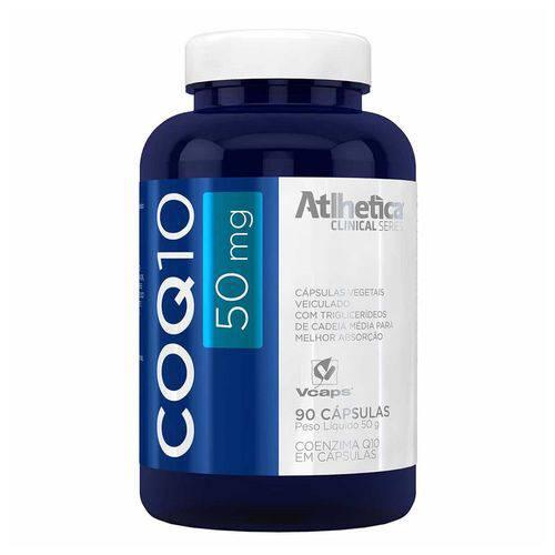Coq10 50mg (90 Caps) Atlhetica Clinical Series