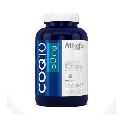 Coq10 50mg - 90 Capsulas - Atlhetica Nutrition
