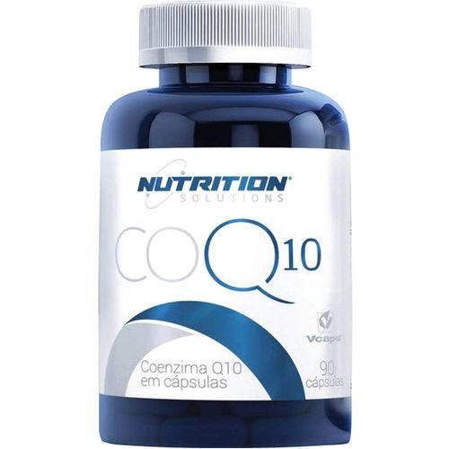 Coq10 - 90 Cápsulas - Nutrition Solutions