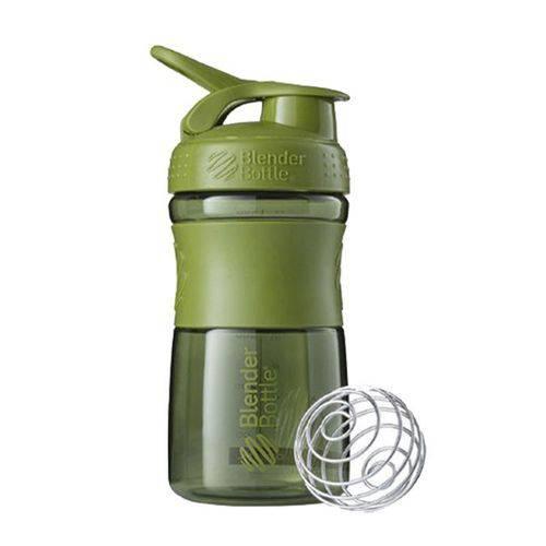 Coqueteleira Sport Mixer 590 Ml Verde Blender Bottle
