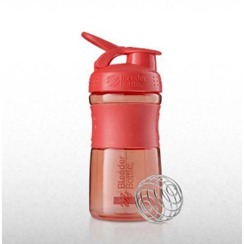 Coqueteleira Sportmixer 500ml Coral - Blender Bottle