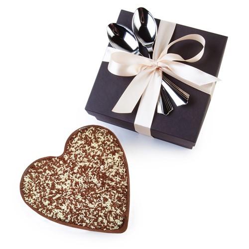 Coração de Bolo Bake a Wish - 2 Amores