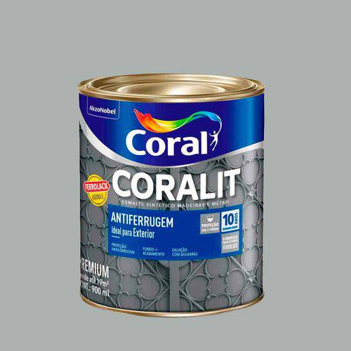 Coralit Esmalte Sintético Antiferrugem Azul Del Rei
