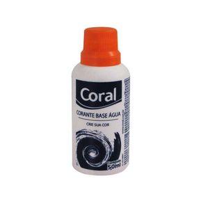 Corante Laranja Coral