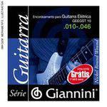 Corda de Aço Canário GEEGST9.5 para Guitarra com Bolinha 5ª Corda Giannini