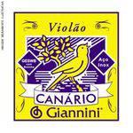 Corda de Aço Canário Gesw3 para Violão com Chenilha 3ª Corda Giannini