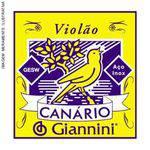 Corda de Aço Canário GESW5 para Violão com Chenilha 5ª Corda Giannini
