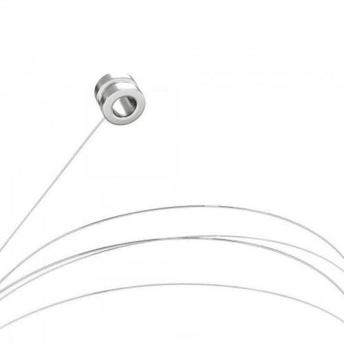 Corda de Aço Canário Geswb1 para Violão com Bolinha 1ª Corda Giannini