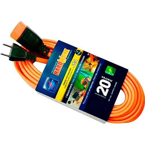 Cordão Prolongador PP 2,5mm² - 20 Metros - Daneva