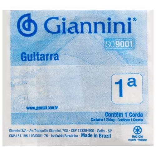 Cordas para Guitarra Leve Geegst10.1 Giannini
