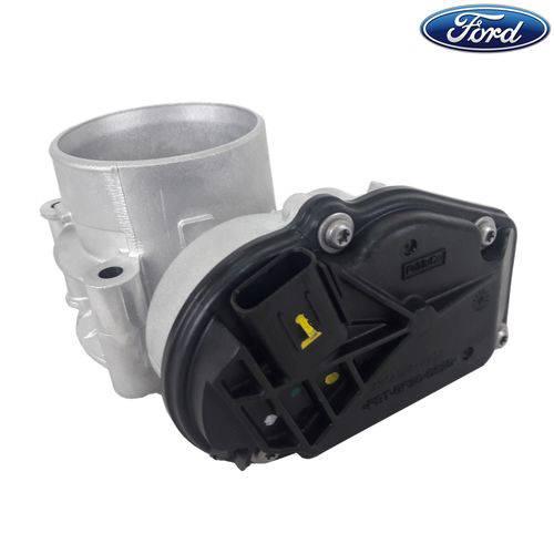 Corpo de Borboleta Original Ford Fusion 2.0, 2.5 e 3.0 2009 Até 2018 e Nova Ranger 2.5 Flex 2013 Até 2018
