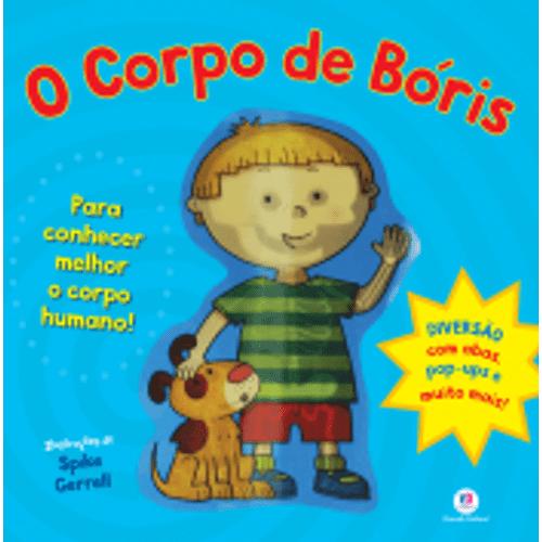 Corpo de Boris, o - Capa Dura - Spike Gerrell