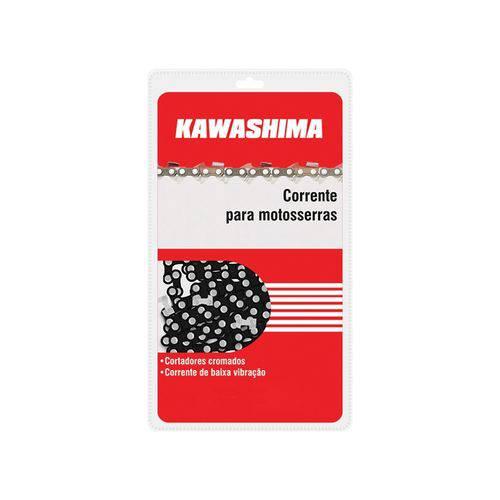 Corrente para Motosserra Kawashima K2c Sabre 18 Pol 72 Elos