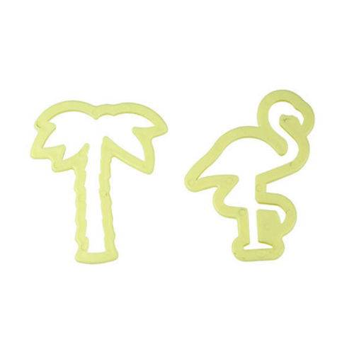 Cort. Tropical C/2 Pcs