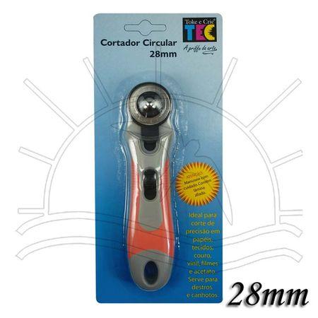 Cortador Circular Toke e Crie 28mm