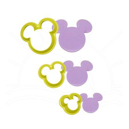 Cortador Ratinho Pequeno - 3 Peças