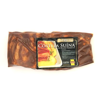 Costela Suina com Barbecue Cancian - 800 Gr