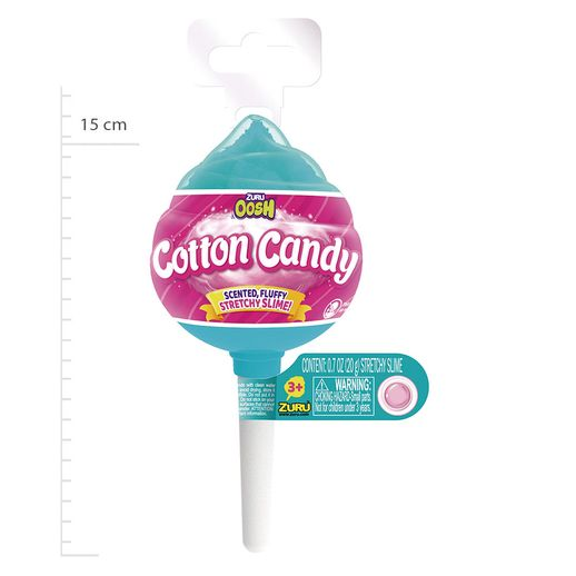 Cotton Candy Pequeno Chiclete - Fun Divirta-se Cotton Candy Pequeno Chiclete - Fun Divirta-se