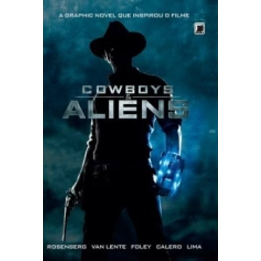 Cowboys e Aliens Graphic Novel - Galera
