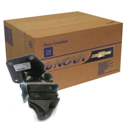 Coxim Dianteiro Esquerdo do Motor (2.8) Mwm 93285506 S10