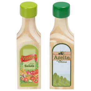 Cozibrincando Azeite e Vinagre Natural/multicor