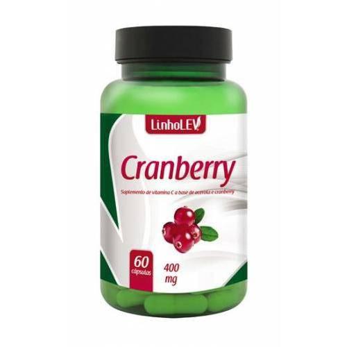 Cranberry (60 Cápsulas) - Linholev