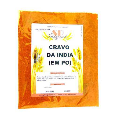 Cravo da Índia em Pó 40 Gramas SP
