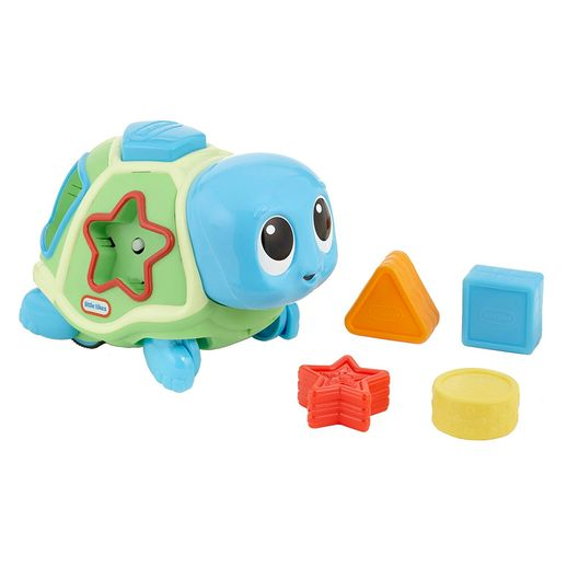 Crawl N Pop Turtle - Little Tikes