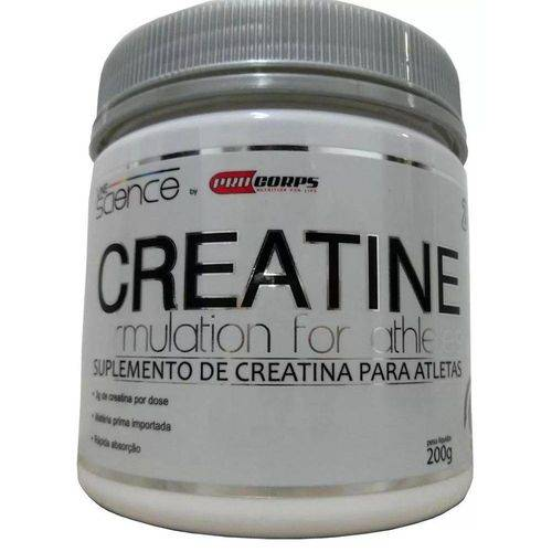 Creatina Line Science By Pro Corps - Creatine 200g