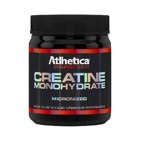 Creatina Micronized Monohidratada - Atlhetica 120gr