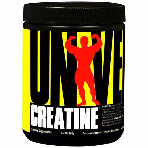 Creatina Powder - 200gr - Universal Nutrition