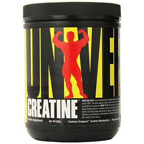 Creatina Powder - Universal Nutrition - 300g