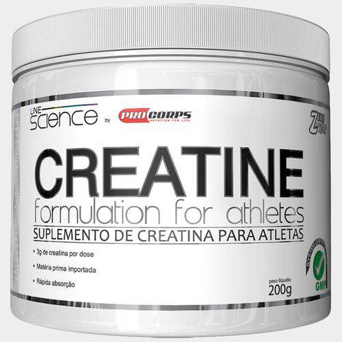 Creatina Science Line - 100g - Pro Corps