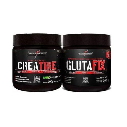 Creatine Creapure - (200g) + Gluta Fix - (300g)!