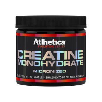 Creatine Monohydrate 300g - Atlhetíca Nutrition