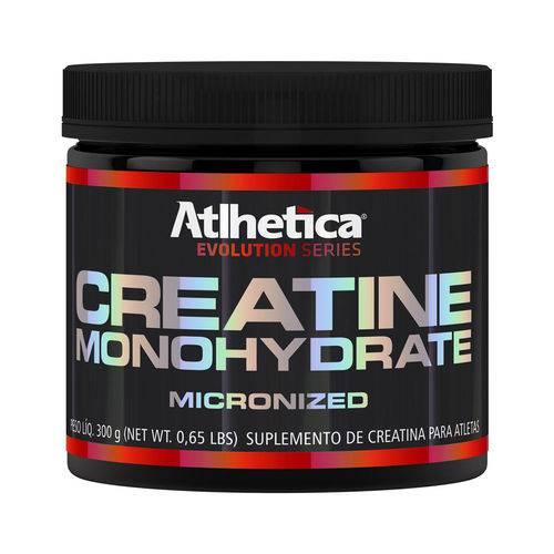 Creatine Monohydrate Micronized - 300g - Atlhetica Nutrition
