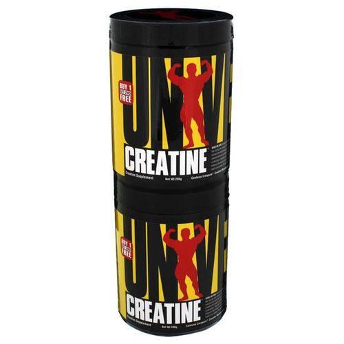 Creatine Powder 200g+200g - Universal Nutrition