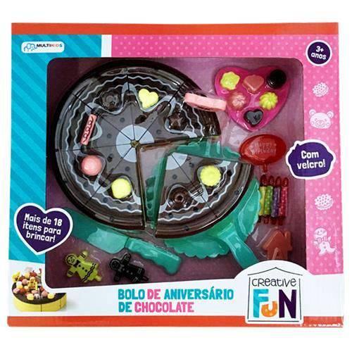 Creative Fun Bolo de Chocolate Br649 Multikids