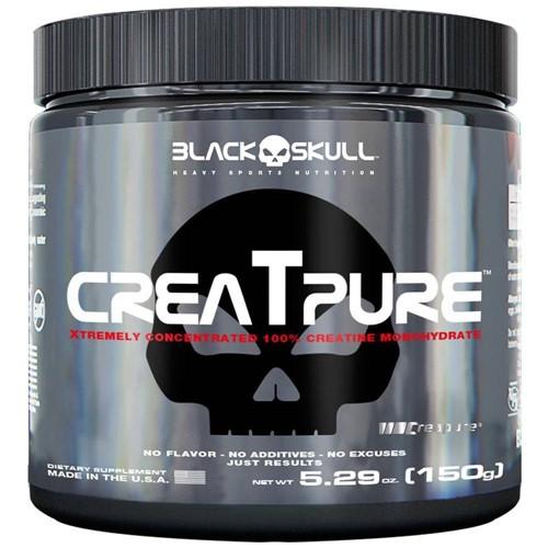 Creatpure - 150g - Black Skull
