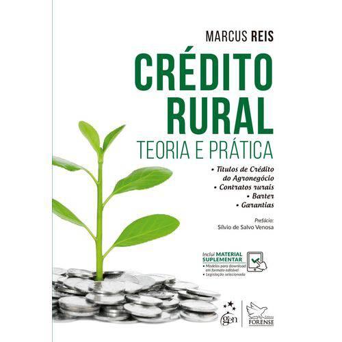 Crédito Rural - Teoria e Prática