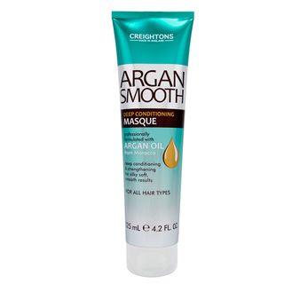 Creightons Argan Smooth Deep Moisture Conditioner - Máscara Capilar 125ml