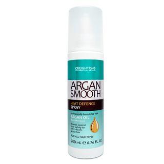 Creightons Argan Smooth Heat Defence Spray - Protetor Térmico 200ml