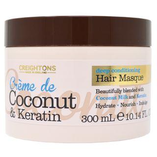 Creightons Crème Coconut Keratin -Máscara de Hidratação 300ml